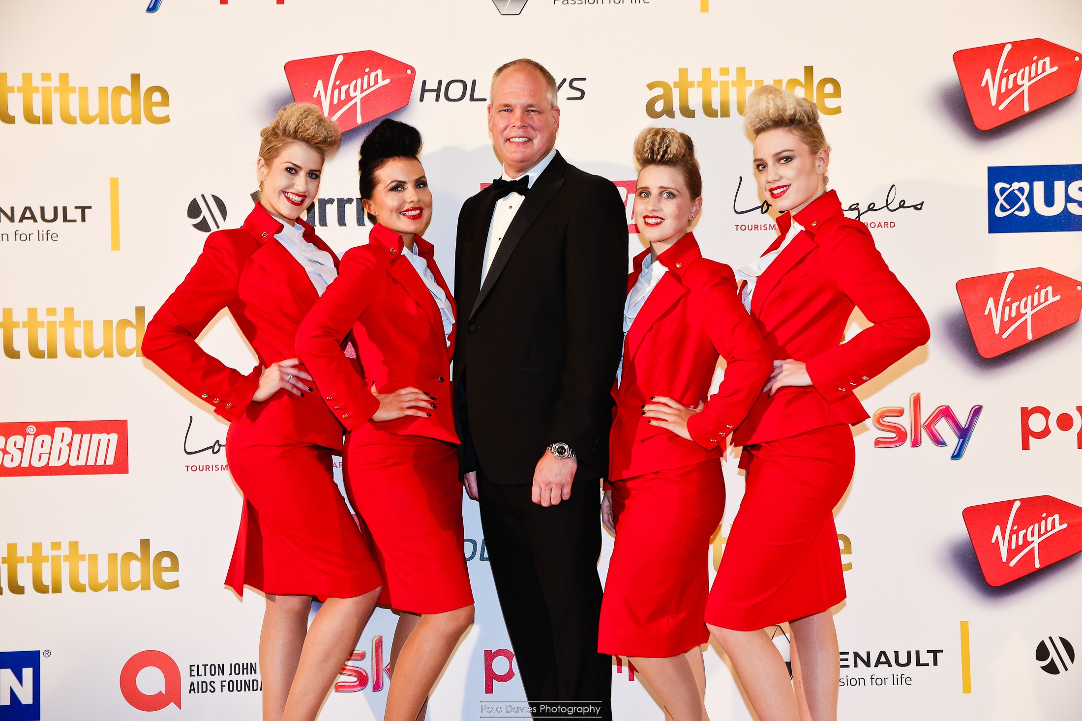 MD Virgin Holidays - Mark Anderson